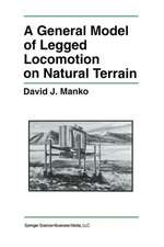A General Model of Legged Locomotion on Natural Terrain