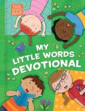 My Little Words Devotional (Padded)