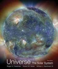 Freedman, R: Universe