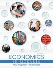 Economics in Modules