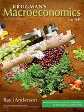 Macroeconomics for AP*