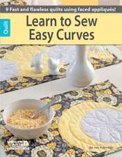 Learn to Sew Easy Curves