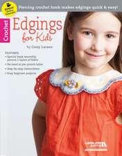 Larsen, C: Edgings for Kids