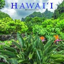 Hawaii 2019 Square Wall Calendar