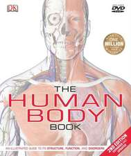 The Human Body Book (Second Edition)