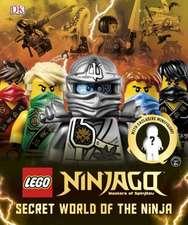 Lego Ninjago:  Secret World of the Ninja