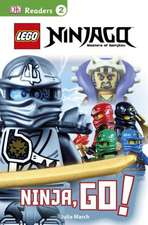 DK Readers L2:  Ninja, Go!