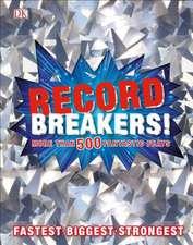Record Breakers!