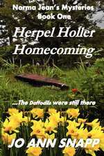 Norma Jean's Mysteries Book One Herpel Holler Homecoming