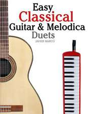 Easy Classical Guitar & Melodica Duets