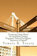 Countering Culture Shock