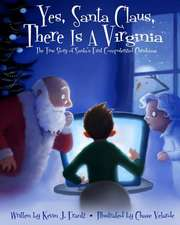 Yes, Santa Claus, There Is a Virginia