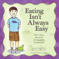 Eating Isn't Always Easy