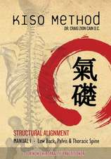Kiso Method Structural Alignment Manual I for Non-Chiropractic Practitioners