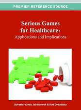 Serious Games for Healthcare