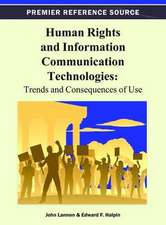 Human Rights and Information Communication Technologies