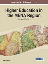 Handbook of Research on Higher Education in the Mena Region