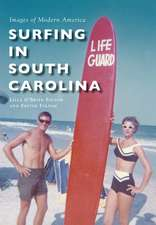 Surfing in South Carolina