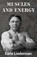 Muscles and Energy