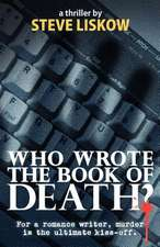 Who Wrote the Book of Death?