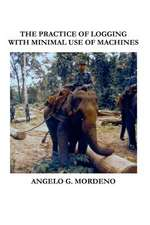 The Practice of Logging with Minimal Use of Machines