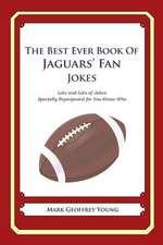 The Best Ever Book of Jaguars' Fan Jokes