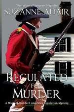 Regulated for Murder