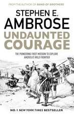 Undaunted Courage