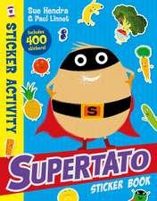 Supertato Sticker Book