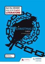 AQA GCSE English Literature Set Text Teacher Guide: A Christmas Carol