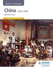 China 1839-1997:  A Guide to Developing Resilience