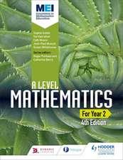 MEI A Level Mathematics Year 2