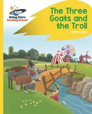Reading Planet - The Three Goats and the Troll - Yellow: Rocket Phonics