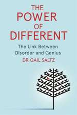 Saltz, D: The Power of Different