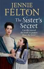Sister's Secret: The Families of Fairley Terrace Sagas 5