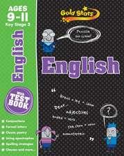 KS2 Age 9-11 English