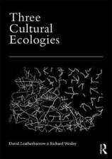 Modern Architecture as Cultural Ecology