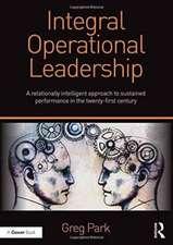 Integral Operational Leadership