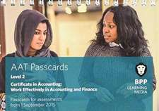 AAT Work Effectively in Accounting and Finance