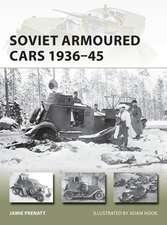 Soviet Armoured Cars 1936–45
