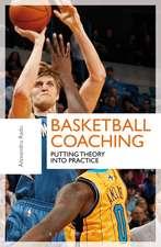 Radu, A: Basketball Coaching