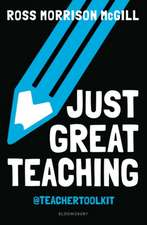 Just Great Teaching