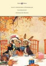 Alice's Adventures in Wonderland - Illustrated by Gwynedd M. Hudson
