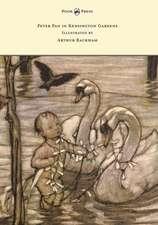 Peter Pan in Kensington Gardens - Illustrated by Arthur Rackham