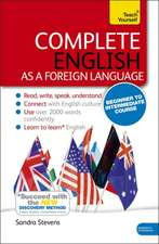 Stevens, S: Complete English as a Foreign Language Beginner