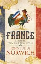 Norwich, J: France