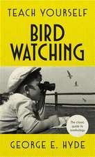 Teach Yourself Bird Watching