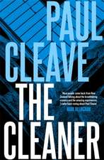 Cleave, P: The Cleaner