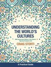 Understanding the World's Cultures