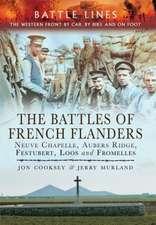 The Battles of French Flanders: Neuve Chapelle, Aubers Ridge, Festubert, Loos and Fromelles